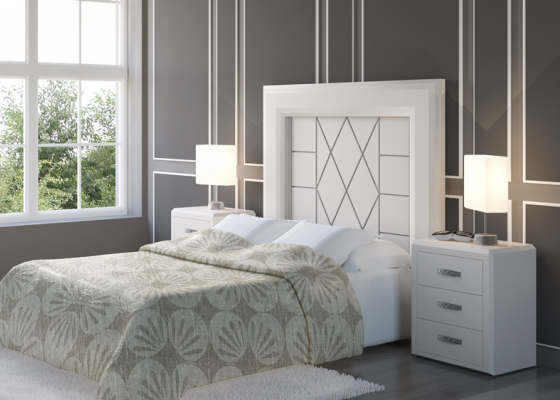 Lacquered bedroom. Mod. DANTE
