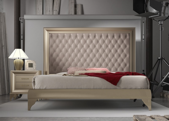 Lacquered bedroom. Mod. GA24
