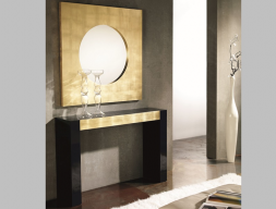 Set of console and mirror. Mod. SET GROSSO