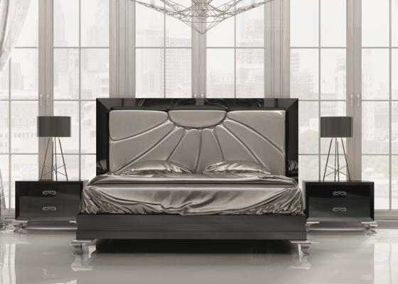 Lacquered bedroom. Mod. SURAYA