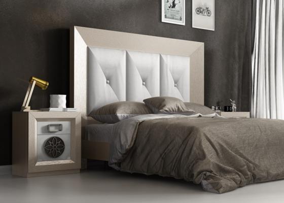 Oak bedroom. Mod.  ENZO 004