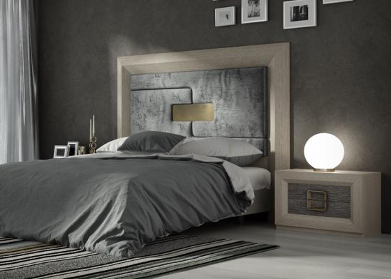 Oak bedroom. Mod.  ENZO 005