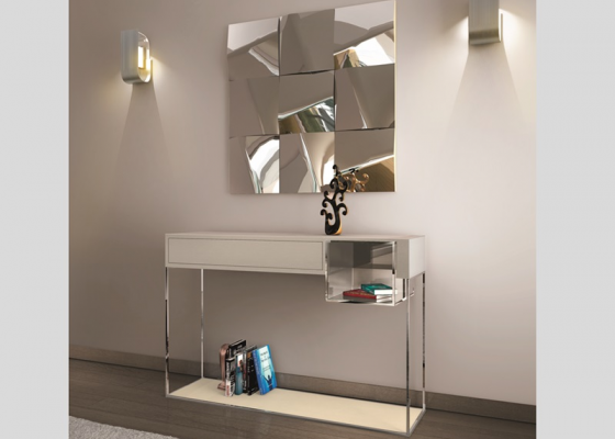 Set of console and mirror, mod: EIFFEL
