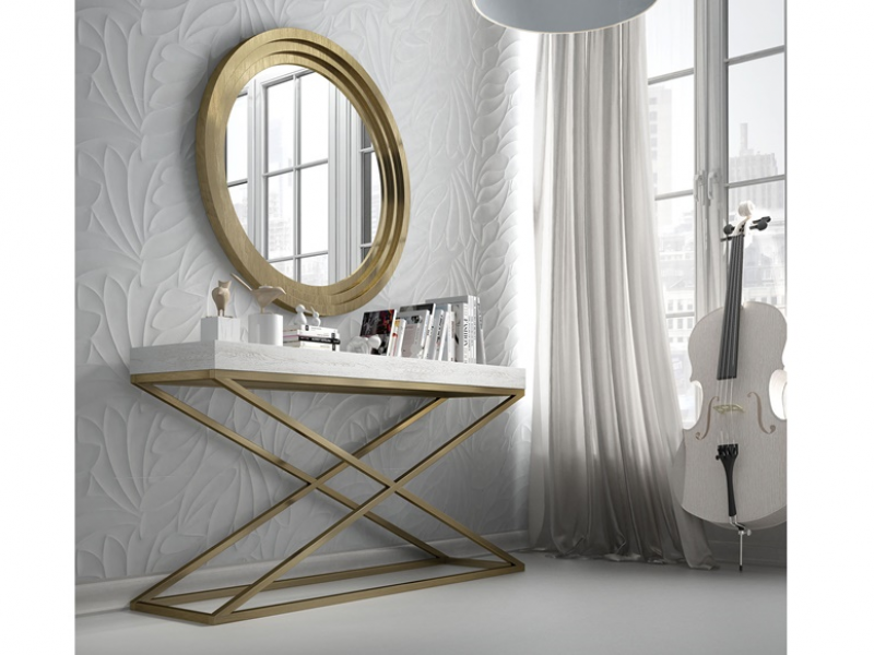 Set of console and mirror, mod: ZIG