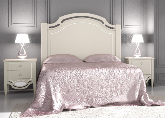 Lacquered bedroom. Mod: LAQUERED SUITE