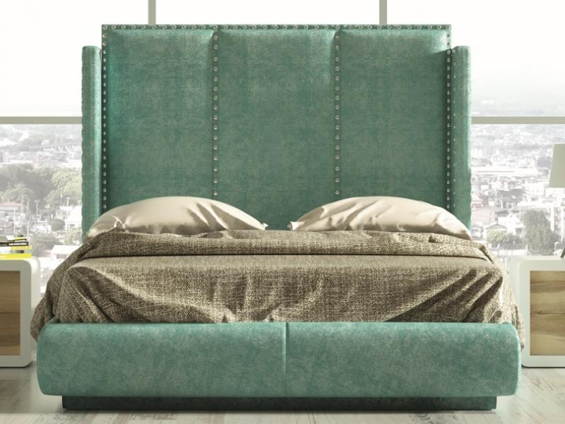 Design uphosltered bedroom. Mod. ZENDA