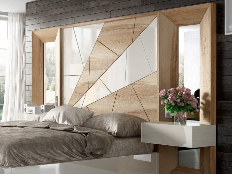 Oak design bedroom .Mod: AMAL