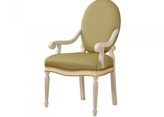 fauteuil m daillon avec broquettes mod 1281. Black Bedroom Furniture Sets. Home Design Ideas