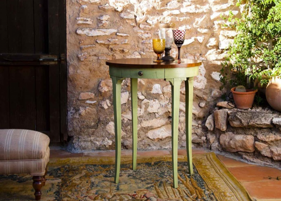 Pedestal table mod: COUNTRY4602
