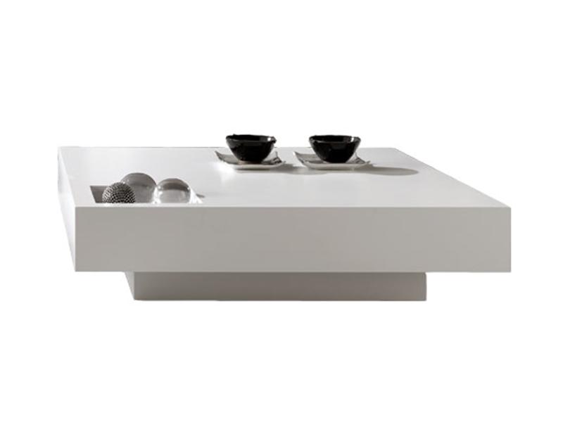Low coffee table. Mod. TRINITY