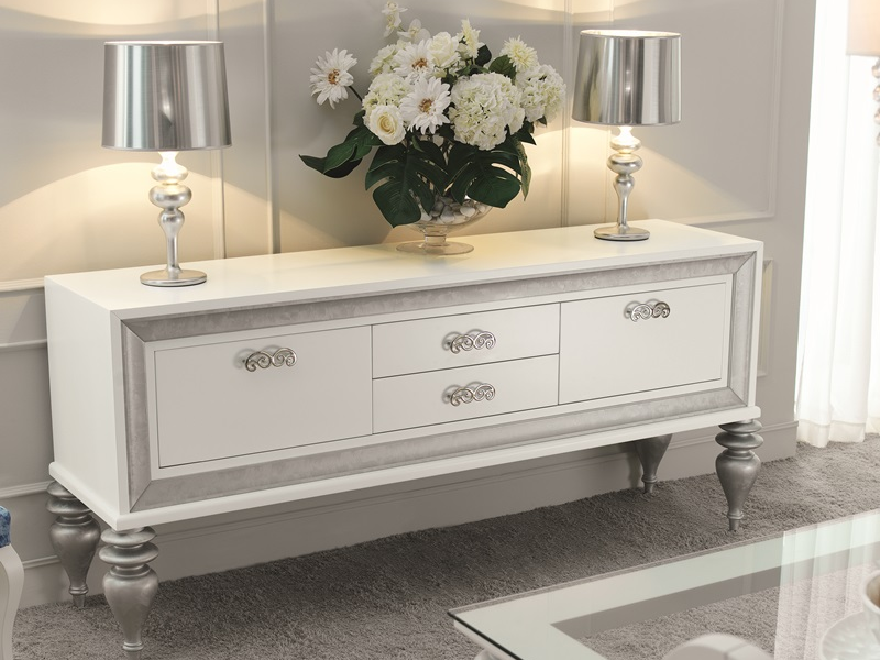 Bunk beds beds and bedrooms - Lacquered Sideboard Model Ga9310