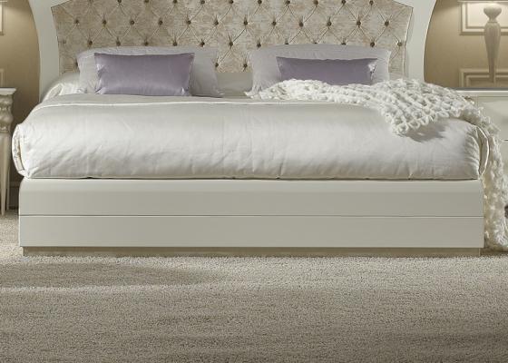 Storage bed including mattress base. Mod. 9446