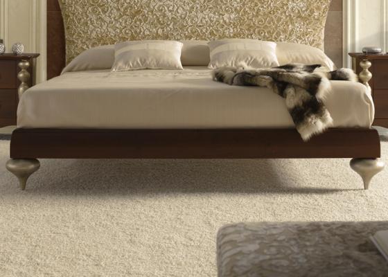 Bed frame. Mod. 9436