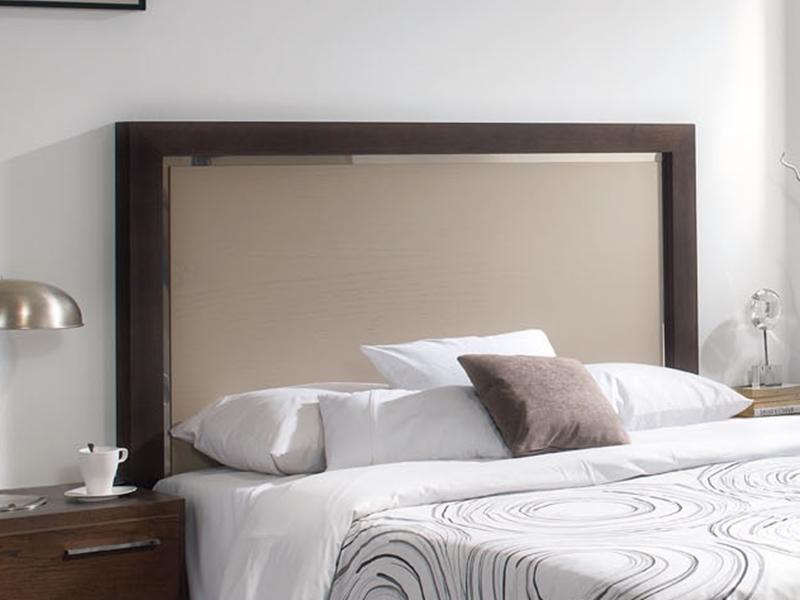 t te de lit en bois avec clairage leds optionnel mod vg 5. Black Bedroom Furniture Sets. Home Design Ideas
