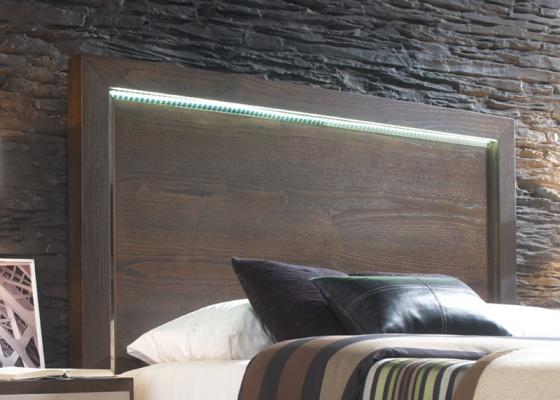 fabriquer une tete de lit avec led conception carte. Black Bedroom Furniture Sets. Home Design Ideas