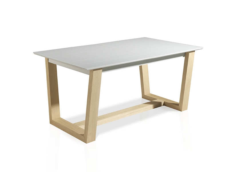 Extensible dining table mod nut for Dining table extensible