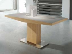 Extensible dining table. Mod. DORIAN CERAMICA