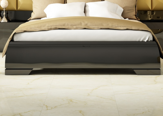 Lacquered bed frame. Mod: 45ANNETTE