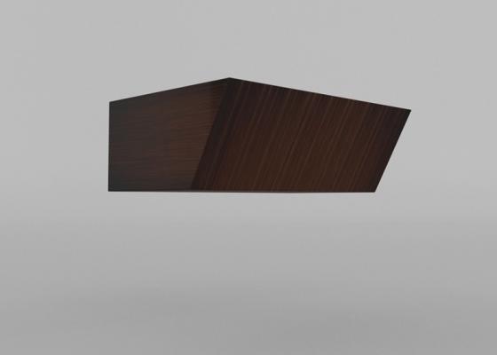 2 tag res en panneau all g inclin laqu es mod kor45700. Black Bedroom Furniture Sets. Home Design Ideas