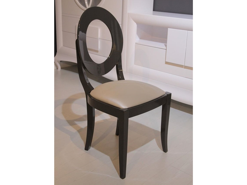 Set of 2 chairs with round back mod r22 for Sofa redondo jardin