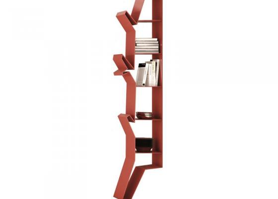 Bookcase. Mod. NAMU C