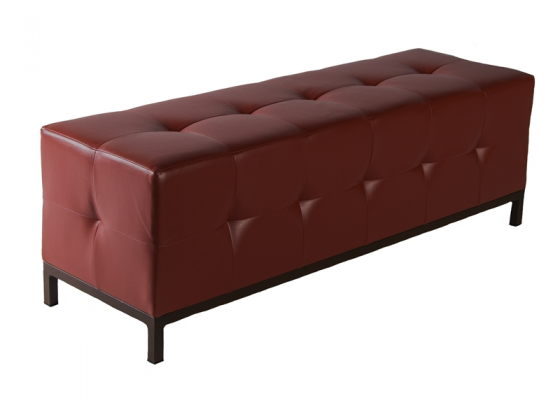 Upholstered bench. Mod. FLORENCIA