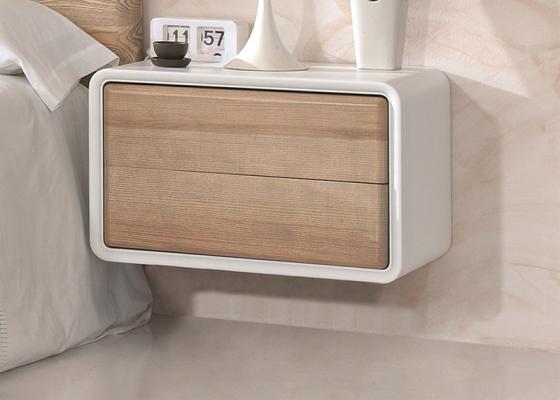 Bedside tables .  Mod. Mod: NORDIC 510