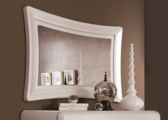 Lacquered mirror. Mod IRIS 254