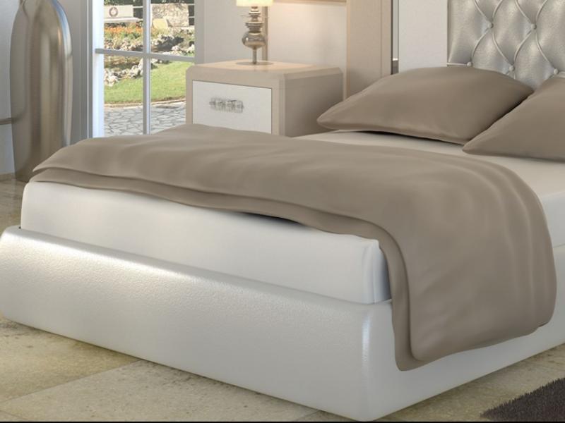 Bed frame. Mod. MADEIRA BASE