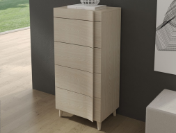 Chiffonier with 5 drawers. Mod. LIBRO15502