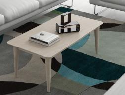 Lift top low coffee table. Mod. EGEA63923