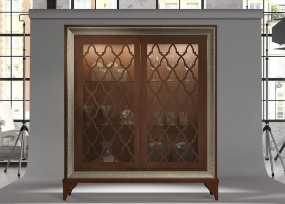 Cabinet with 2 doors. Mod. GA1021C