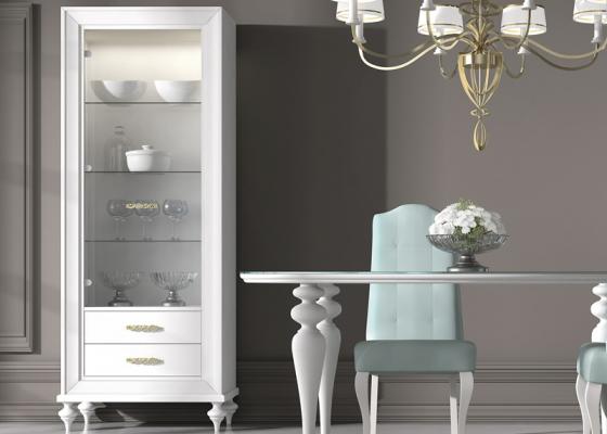 Cabinet showcase. Mod. GA1085