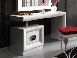 Lacquered vanity table. Mod. STAR