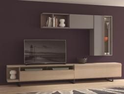 330 cm. wide modular composition. Mod. EGEA162
