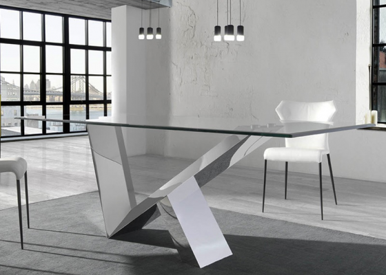 Dining table, mod: ROMA