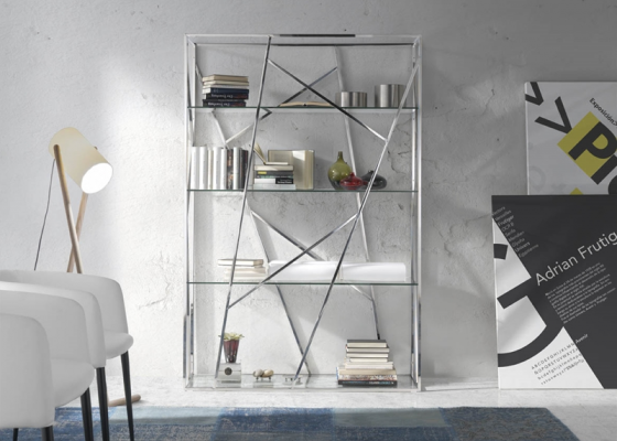 Bookshelves . Mod. MIAMI