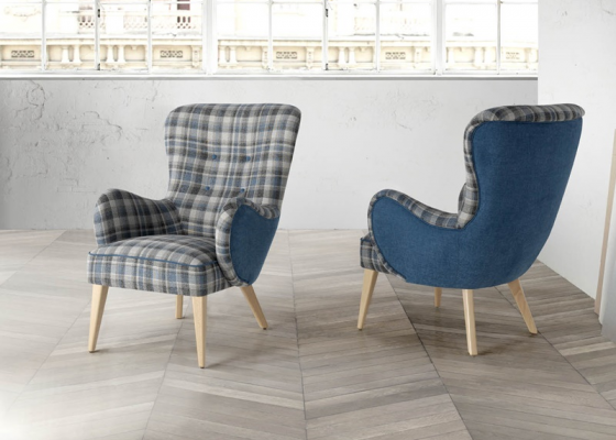 Armchair.Mod. AGORA SCOTCH