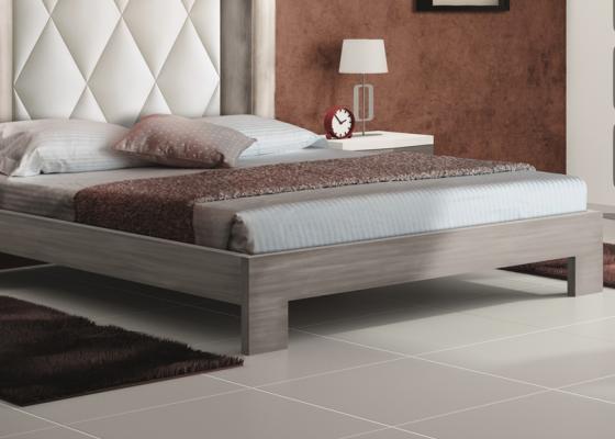 Bed frame. Mod. GORDON ALTO PLATA