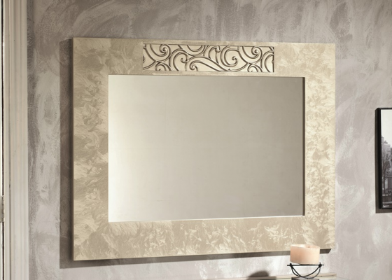 Mirror with frame. Mod. EUPHORIA 17060