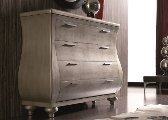 Chest of 4 drawers. Mod: EDEN