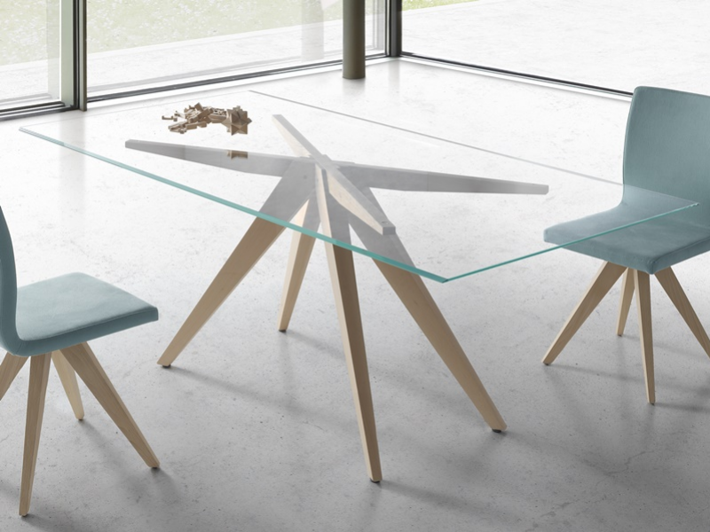 Fix dining table with beleved glass top Mod AUGUST : 3160 1 big from www.luxurylofteurope.com size 800 x 600 png 476kB