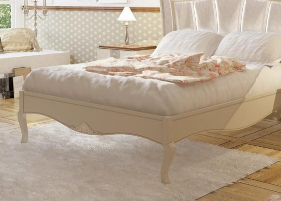 Bed frame. Mod. PERLATOO L2064