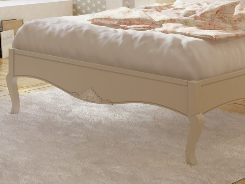 Bed frame. Mod. CLASSIC 1