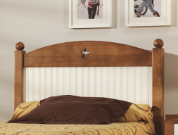 Child headboard. Mod. MERLIN 8055