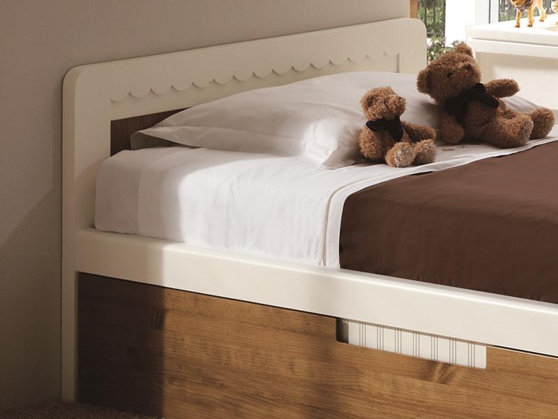 Child trundle bed. Mod. MERLIN 8203