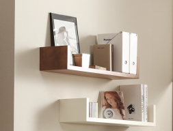 Wall shelf for child bedroom. Mod. MERLIN 8741