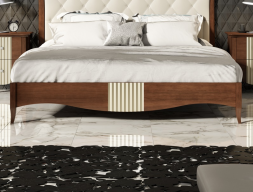 Bed frame. Mod. NP186