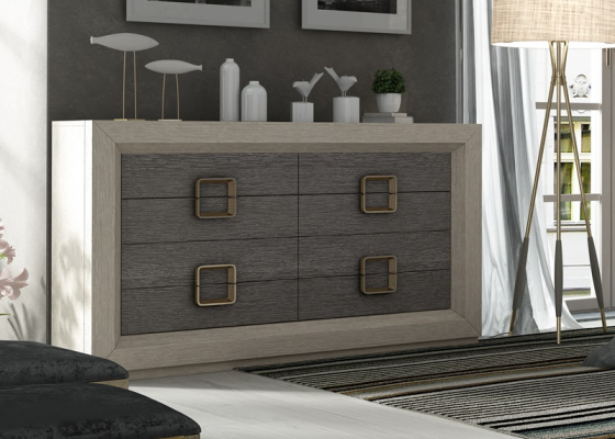 Chest with 8 drawers. Mod.  ENZO48755