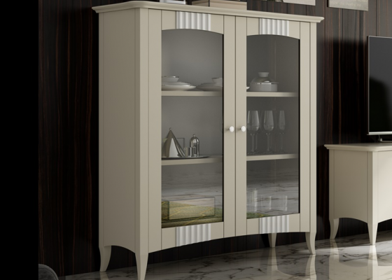 Lacquered cabinet. Mod. NP104